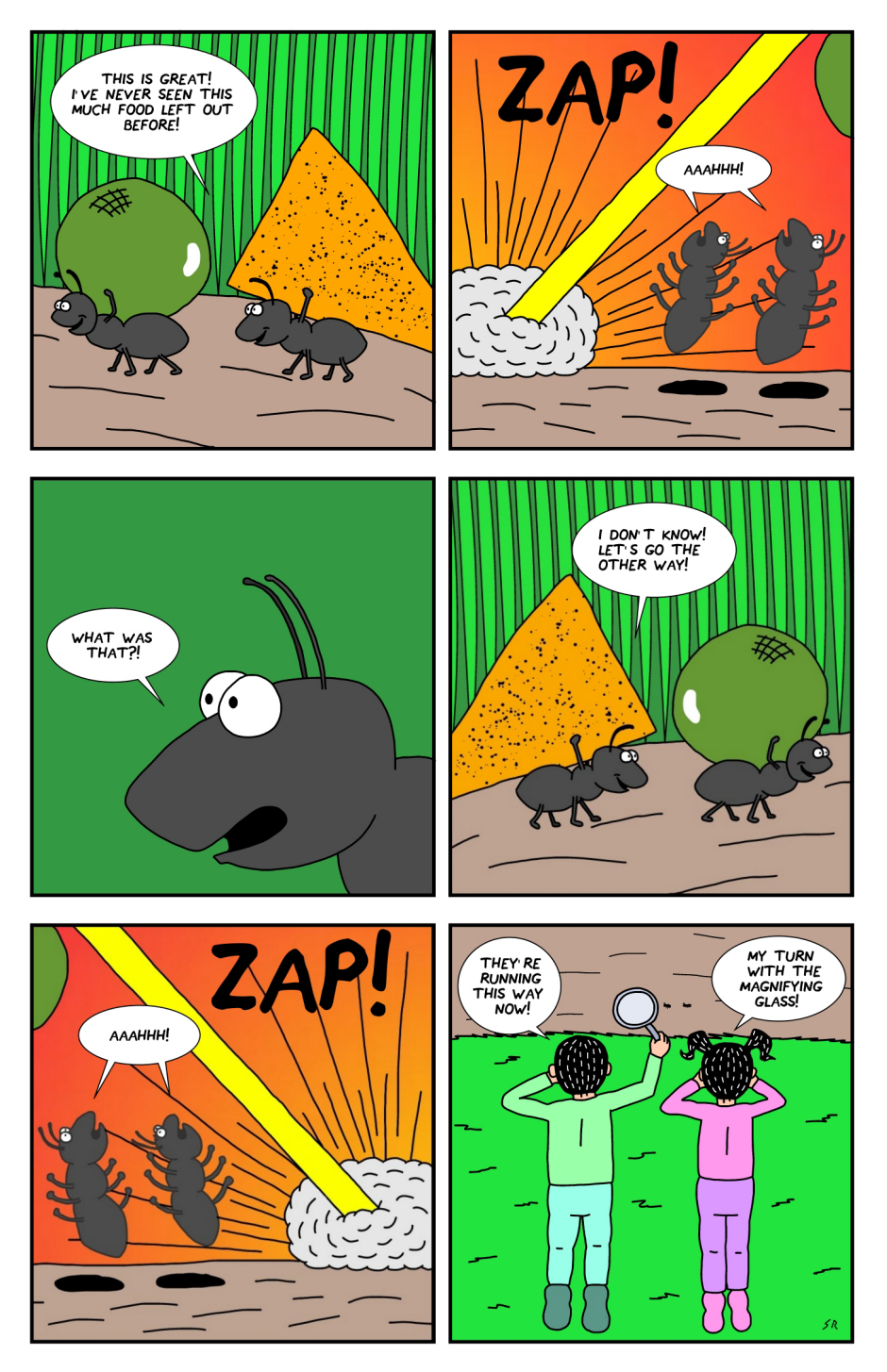 Ant problems